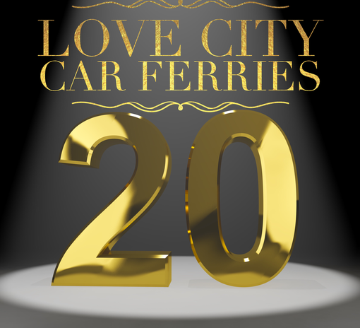 Love City Car Ferry St John